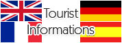 vai a Tourist informations